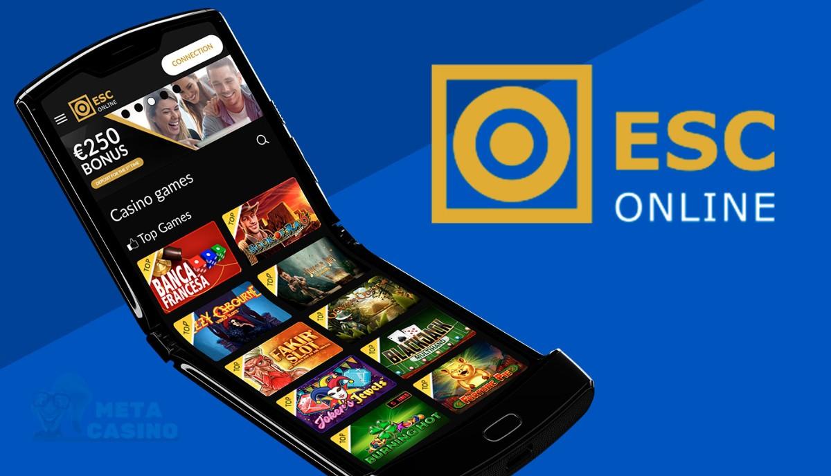 ESC Casino Online Portugal