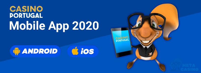 Casino Portugal Android Aplicação móvel