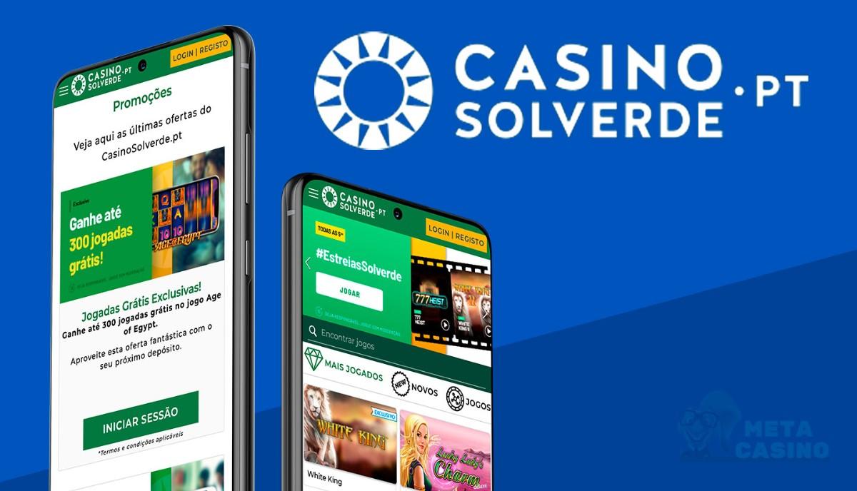 Casino Solverde Portugal 2020
